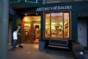 photo of arizmendi 9th avenue bakery