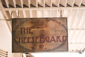photo of cheeseboard bakery