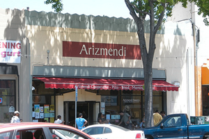 photo of arizmendi lakeshore bakery